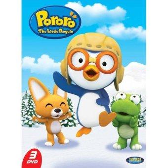 Emperor Edutainment DVD Pororo The Little Penguin Volume 3 (3DVD)