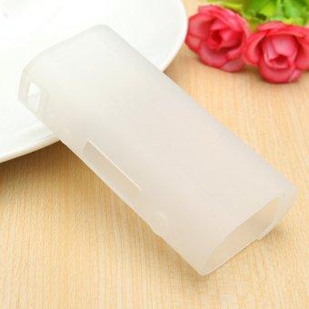 Silicone Case Cover Wrap For Kbox Subox Mini (Semitransparent) (Intl)