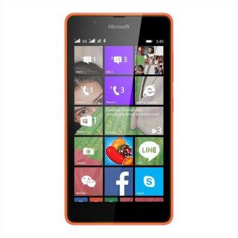 Microsoft Lumia 540 - 8GB - Orange