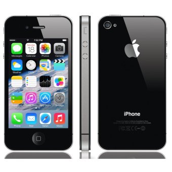 Refurbished Apple iPhone 4S - 16GB - Black - Grade A