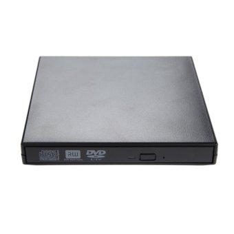 50-60Hz Standard USB 2.0 External HDD Enclosure CD Writer