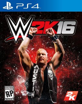 Sony PS4 - WWE 2K16