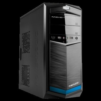Intel PC Rakitan Gaming Online - G3220 - ECS H81H3-M4 - HD5450 1GB - 2Gb - 500Gb - 15
