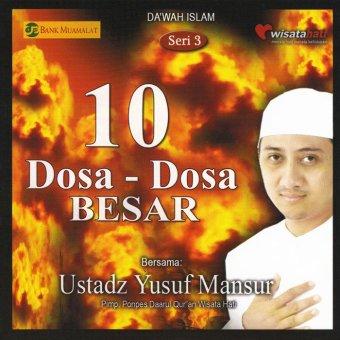 Virgo Multi Cipta Ustadz Yusuf Mansur - 10 Dosa-Dosa Besar Seri 3