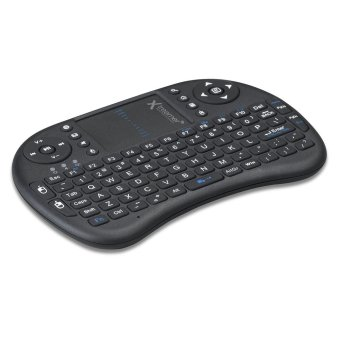 Xtreamer 2.4G Mini Wireless Keyboard With Trackpad for Ultra 2 Prodigy and SideWinder 3 - Hitam