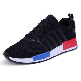 MX NMD Runner Men Running Shoes Sneakers BLACK Size 39-44 - Intl