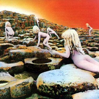 Warner Music Indonesia - Led Zeppelin - Houses Of The Holy