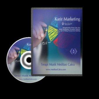 Meditasi Cakra Pengembangan Karir Marketing - E03