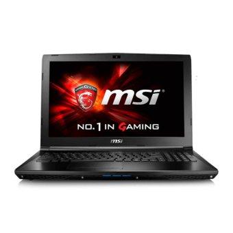 MSI GL62 - i7 6700HQ/ 8GB/ 1TB/ GTX960M 2GB/ DOS/ 15.6