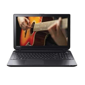 Toshiba Satellite - C55 C5268 - WIN10 - 15.6'' - Intel QUADCORE N3700 - 4GB - Hitam