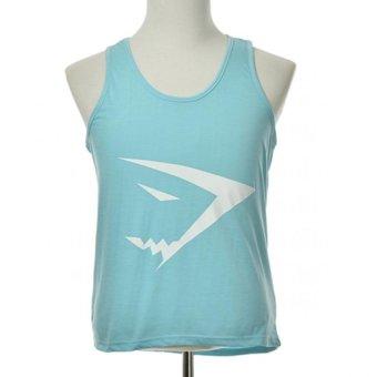 Men's Gym Shark Tank Top Stringer Bodybuilding Gymshark Fitness Muscle Vests