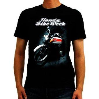 harga Djogja Klasik Kaos 3D Motor CB 100 Honda Bike Week Lazada.co.id