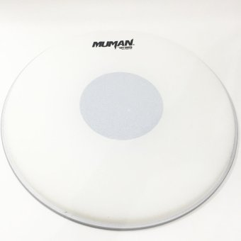 Muman Drum Head Grite Coated with Power Dot HDC-14PD