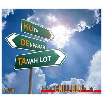 Maharani Record - Denpasar Kuta Tanah Lot - Music CD