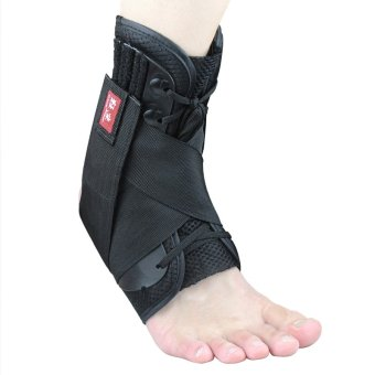 Kuangmi Feather Sports Protective Medical Pressure Ankle Pad Double Sold - L (Intl)