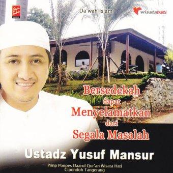 Virgo Multi Cipta Ustadz Yusuf Mansur - Bersedakah Dapat Menyelamatkan Dari Segala Masalah