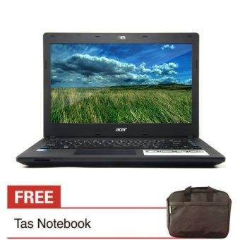 Acer ES1 431-C1PS - Intel Celeron N3050 - RAM 2GB - HDD 500GB - 14