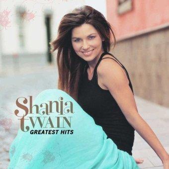 Universal Music Indonesia Shania Twain - Greatest Hits