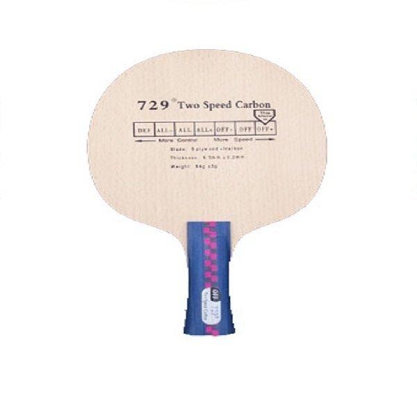 harga 729 Two Speed Carbon Bat Pingpong Lazada.co.id