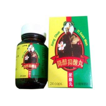 Jiang Chun Yi Suan Wan - Obat Herbal Kolesterol