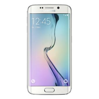 Samsung Galaxy S6 Edge Plus Duos - G9287C - 64GB - Silver Titan