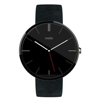 Motorola Moto 360 Smartwatch - Black