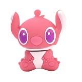 Elefull USB2.0 Flash Drive 16GB New Creative Cartoon Pen Drive Disk On Key Pink (Intl)