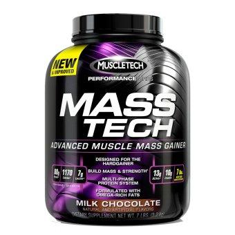 Muscletech Masstech Mass Gainer 7 Lbs