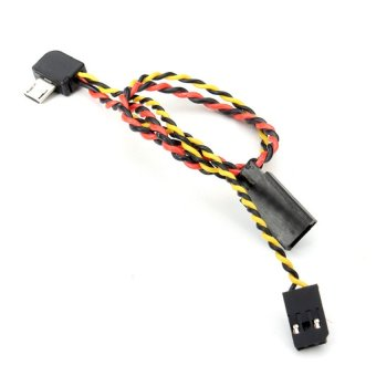 harga JOR FPV Video Output Transmission Cable Line for XiaoMi Yi Sport Action Camera Lazada.co.id