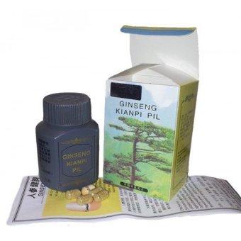 Kianpi Pil Ginseng Obat Herbal Penggemuk Badan