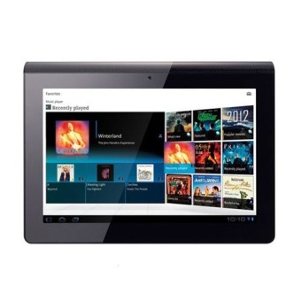 Sony Xperia Tablet S - SGPT131A1/S - 16GB - Hitam