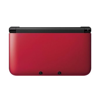Nintendo 3DS XL Package Red X Black