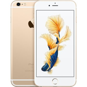 Refurbished Apple Iphone 6S Plus - 128 GB - Gold