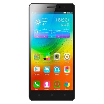 Lenovo A7000 Plus - 16GB - RAM 2GB - LTE - Hitam - Free back case - Screen Guard