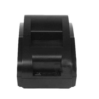 harga OH USB Mini 58mm POS Thermal Dot Receipt Bill Printer Set Roll Paper POS-5890C Lazada.co.id