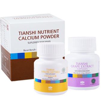 Herbal Tiens Paket Jantung Koroner