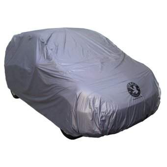 Urban Sarung Body Cover Mobil Urban LS For BMW Serie 5 - Silver