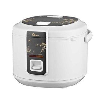 harga Oxone Mini Rice Cooker 330W - Putih Lazada.co.id