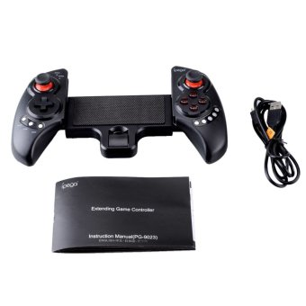 IPEGA PG-9023 Wireless Bluetooth Unique Controller Gamepad Support Android/ios/Android TV Box/Tablet PC – Black (Intl)