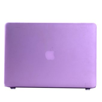 11.6 Inch Air Laptop Shell Hard Cover Protector for Macbook (Purple) (Intl)