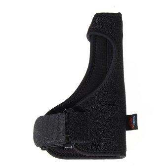 MEGA Training hand Support Brace Guard Wrist Support Splint Sprain Thumb Left (Intl) (Intl)