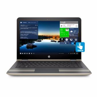 Jual HP Pavilion X360 Convert 13-U173TU - Intel Core i5-7200 - 8GB - 1TB - 13.3 Touchscreen - Windows 10 - Gold