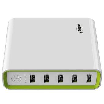 Jual Hame H18 Power Bank 5 Output 20000mAh - H18 - Putih Harga Termurah Rp 599000. Beli Sekarang dan Dapatkan Diskonnya.