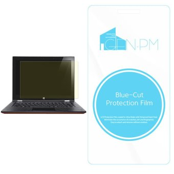 GENPM Blue-Cut Asus R510CC Laptop Screen Protector LCD Guard Protection Film