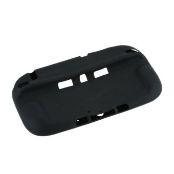Silicone Soft Skin Case Cover Full Protection for Nintendo Wii U Gamepad Controller (Intl)