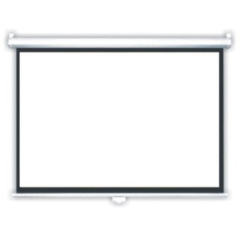 Sview World Manual Wall Screen 213x213 Cm - 84