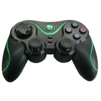 Wireless Bluetooth Sixaxis Controller for Sony PS3 Console Game (Intl)