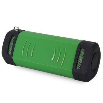 EARSON ER160 Outdoor Wireless Bluetooth 2.1 + EDR Speaker (Green) (Intl)