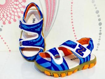 harga Mollyca NVT collection Mollyca Import Shoes sepatu anak laki-laki 023 Blue Lazada.co.id