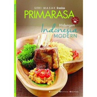 PT. Akses Media Favorit Primarasa Edisi Khusus - Hidangan Indonesia Modern